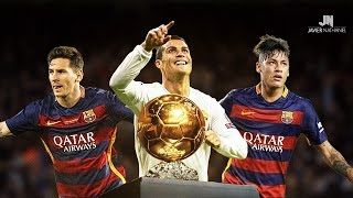getlinkyoutube.com-Cristiano Ronaldo vs Lionel Messi vs Neymar Jr ● Who's Best 2015/2016