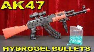 "getlinkyoutube.com-""AK47 HYDROGEL AMMO BLASTER"" -Vorstellung"