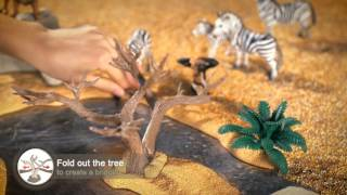 SC52258 Schleich 2015 Watering Hole Product Video