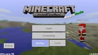 getlinkyoutube.com-Minecraft PE 1.0.0 COM TUDO DESBLOQUEADO!