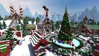 getlinkyoutube.com-Minecraft: How to Kill Santa Claus - (Minecraft Kill Santa Claus)