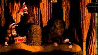 """getlinkyoutube.com-[HD] TAS: SNES Donkey Kong Country (USA v1.0) """"101%"""" in 48:18.95 by Alex Penev"""