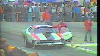 Boundary Bay Raceway Bill Jenkins Dick Landy match race