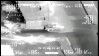 getlinkyoutube.com-イスラム国の車両が次々に空爆される映像