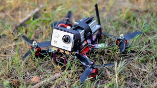 How To Make A Drone With Camera - FPV Racing Quadcopter