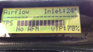 getlinkyoutube.com-Miata MX5 LCD driver info display (testing) Arduino Microcontroller