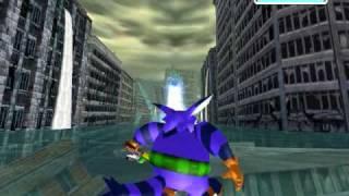 getlinkyoutube.com-SADX: Big vs. Perfect Chaos