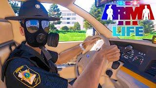 getlinkyoutube.com-Arma 3 Life Police #56 - Zombie Virus Infection