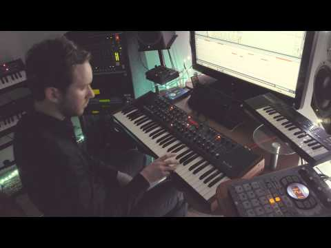 Chroma Shift - DSI Prophet 08, DSI Mono Evolver, E-mu Planet Earth, Yamaha TX81Z