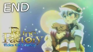 Rune Factory Tide of Destiny#39 ฉากจบ..สุดกระชากใจ ตราตรึงไปทั้งชีวิต TT (End)