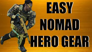 getlinkyoutube.com-HOW TO UNLOCK GOLD NOMAD HERO EASY TIPS-BLACK OPS 3