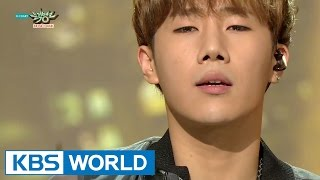 getlinkyoutube.com-Kim SungKyu (김성규) - Kontrol [Music Bank HOT Stage / 2015.06.05]