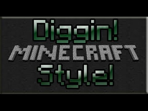 'Minecraft Style'   A Parody of PSY's Gangnam Style Music Video Shared by MMVA