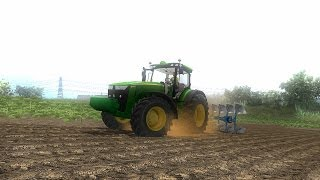 getlinkyoutube.com-POWER TEST WIP,  JD8R, FENDT VARIO 900, JD7R, ALL MR.....