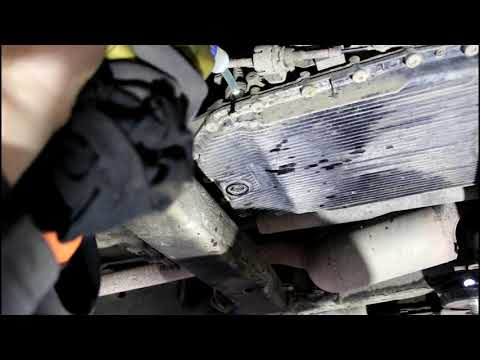 Частичная замена масла в АКПП на Land Rover Discovery 3 Ленд Ровер Дискавери 3
