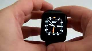 getlinkyoutube.com-Invtepy® K8 SmartWatch Review Android 4.4 OS With Google Play
