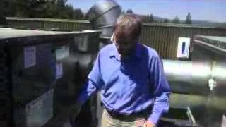 What is an Air Conditioning Roof Top Unit, or RTU, and how do they work.