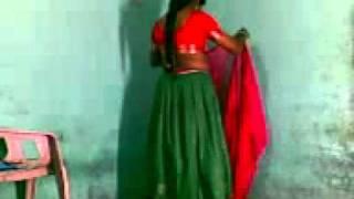 getlinkyoutube.com-How to wearing halfsaree in kanaka