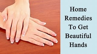 getlinkyoutube.com-Hand Care Tips - 3 Natural Beauty Tips For Hand Care