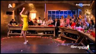 getlinkyoutube.com-Greek Music - Sexy Greek Girls Dancing... !!! Greek Fun... !!! (2)