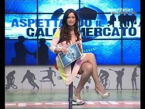 Monica Bertini Aspettando Calciomercato 24 Maggio 2013