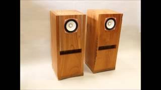getlinkyoutube.com-欅バックロードホーン式スピーカー L750