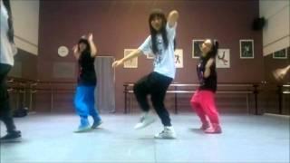 getlinkyoutube.com-SHINee Lucifer Dance Cover By NeoN