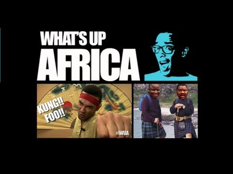 AFRICAN SAMURAI!!! #WUA ep 49