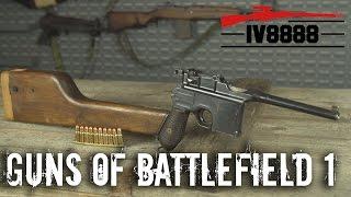 getlinkyoutube.com-Top 5 Guns of Battlefield 1