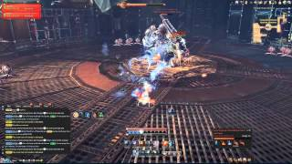 getlinkyoutube.com-Blade & Soul [RU-Playbns] BSH 4man-difficulty duo by Radeyz & Bevv (Bloody shark harbor)