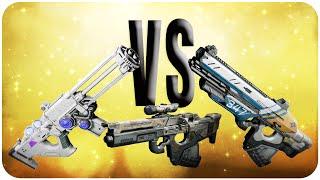 getlinkyoutube.com-Tlaloc vs Boolean Gemini vs Mida Multi Tool // Destiny Exotic Scout Rifle Comparison