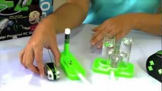 Ecoracer water ของเล่นพลังงานสะอาด