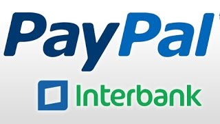 Tarjeta Interbank Como Asociar Tarjeta Interbank a Cuenta Paypal Peru  Interbank  Perú