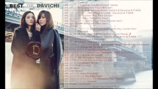getlinkyoutube.com-Davichi (다비치) Best Song & Single compilation