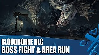 getlinkyoutube.com-Bloodborne The Old Hunters - Ludwig boss battle and area run