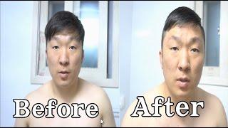 getlinkyoutube.com-바리깡으로 셀프투블럭 도전해보았다 ㅋㅋ self haircut