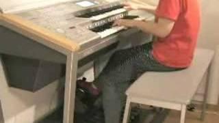 getlinkyoutube.com-【FINAL FANTASY】ファイナルファンタジーXIIの「東ダルマスカ砂漠」を演奏してみたです【Electone】