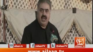 getlinkyoutube.com-CM Balochistan Sanaullah Zehri Speech 07 November 2016 #Terrorism #SanaullahZehri #CMBalochistan