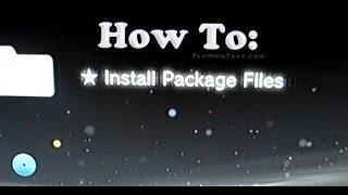 getlinkyoutube.com-How To Install PKG Files Onto Your PS3 {SUPER EASY}