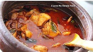 getlinkyoutube.com-Spicy Kerala Chicken Curry (നാടൻ രീതി)- chinnuz' I Love My Kerala Food