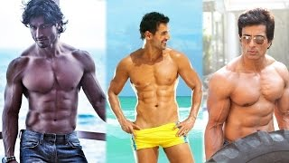 getlinkyoutube.com-Top 10 Bollywood's Sexiest Shirtless Men of All Time