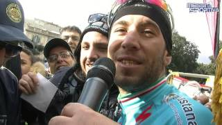 Sesto appuntamento con Vincenzo Nibali e la