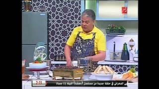 getlinkyoutube.com-الشيف حسن | بسكويت النشادر و البرتقال