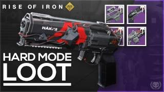 wrath of the machine loot drops