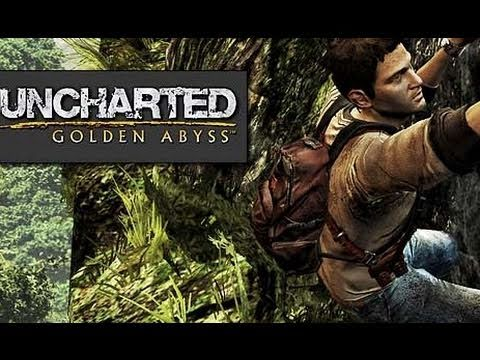 Uncharted: Golden Abyss - E3 2011: Gameplay Trailer