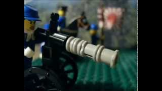 "getlinkyoutube.com-Lego ""The End of the Samurai"" (german [english subs])"