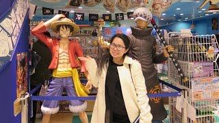 One Piece Mugiwara Store | Shibuya Japan