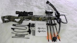 getlinkyoutube.com-Crossbow Review Chace Sun 175lb Compound