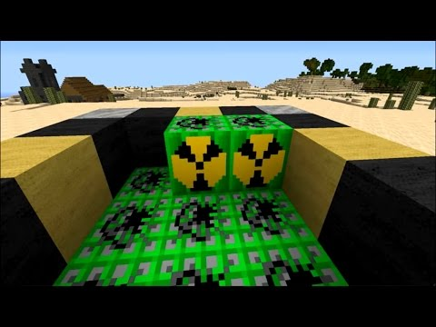 「 Minecraft 」|  Nuclear Test Site: Δrea 52