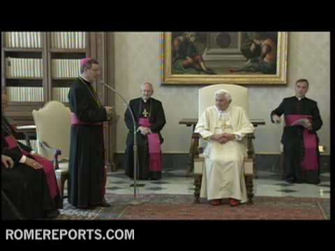 Pope to Brazilian bishops